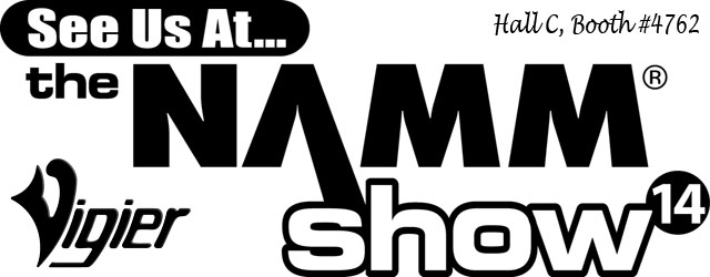 The Winter NAMM show 2014 will be held at the ...