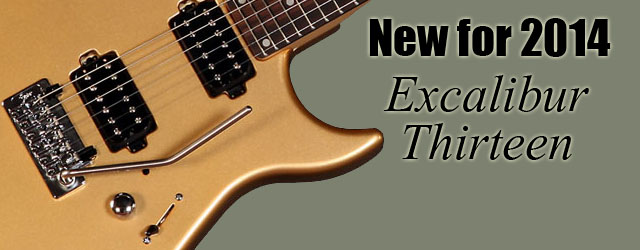 At NAMM '13, Vigier, pioneers of carbon fiber technology, unveiled ...
